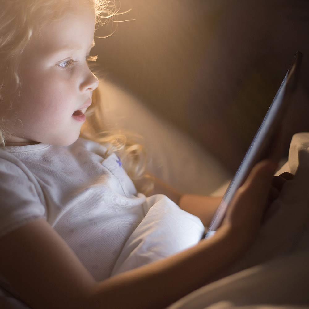 ¿Cuánto tiempo de pantalla deberían tener tus hijos?