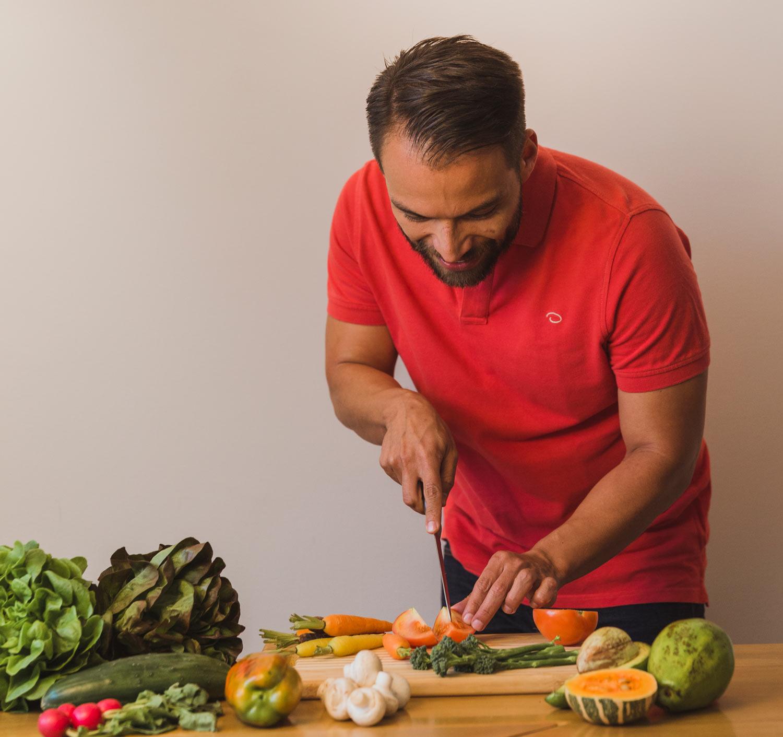 ¿Por qué es importante desinfectar las frutas y verduras?