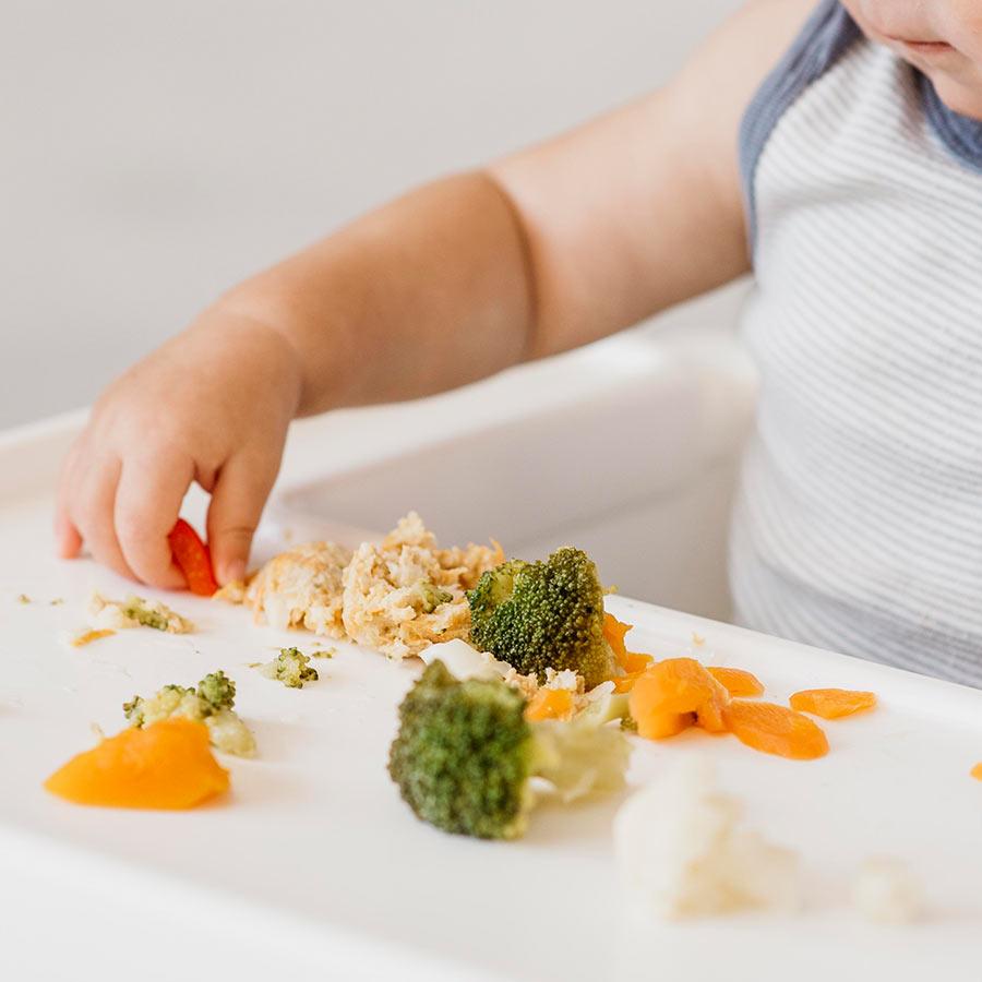 ¿Se puede practicar BLW Bliss en bebés prematuros?