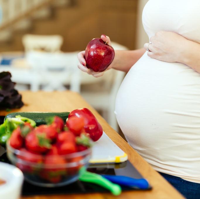 ¿Puedo seguir una dieta vegana o vegetariana en embarazo?