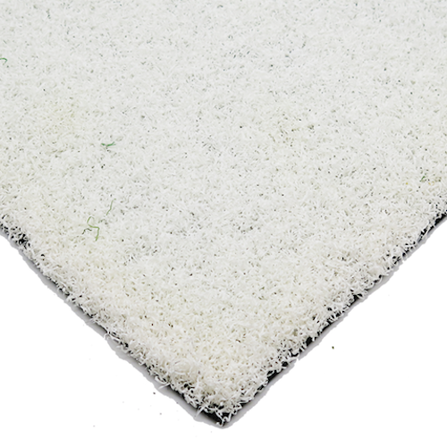 Luxury White Coloured Schools Artificial Grass