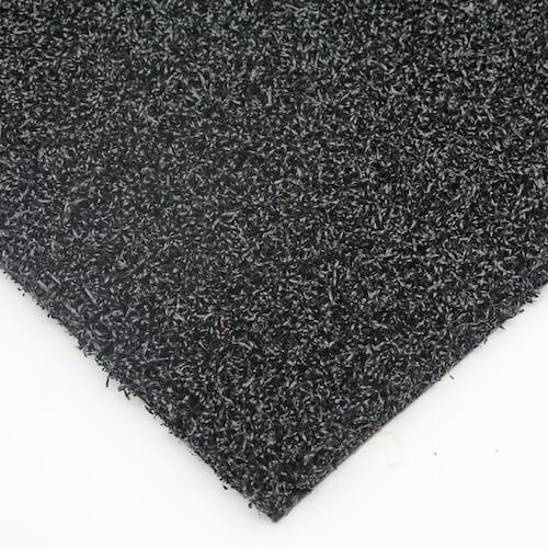 Luxury Black Coloured Schools Artificial Grass