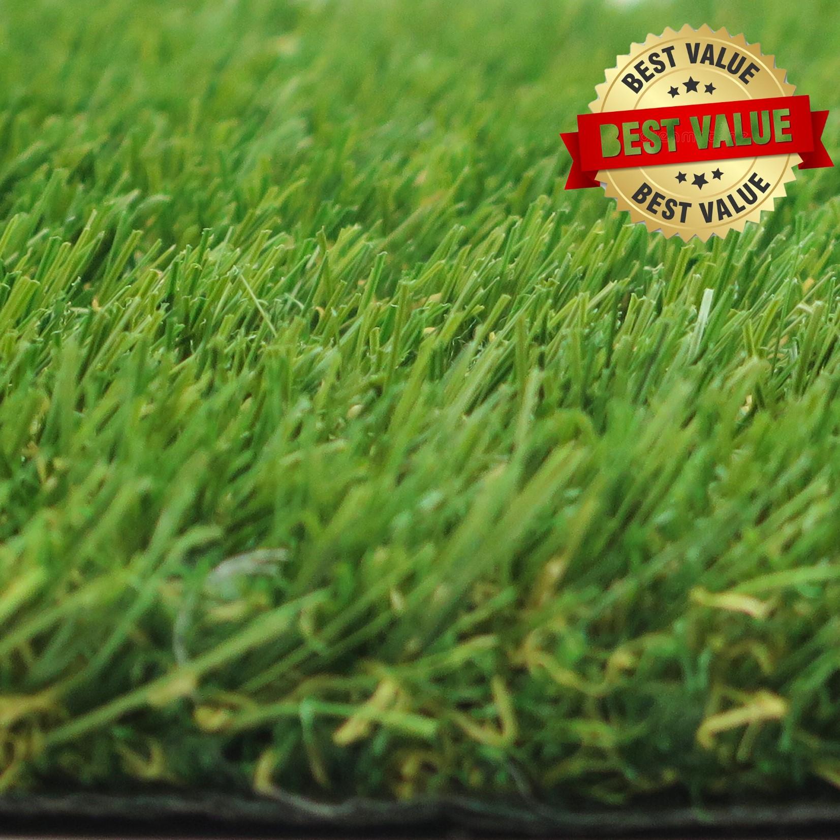 Luxury 28 Artificial Grass
