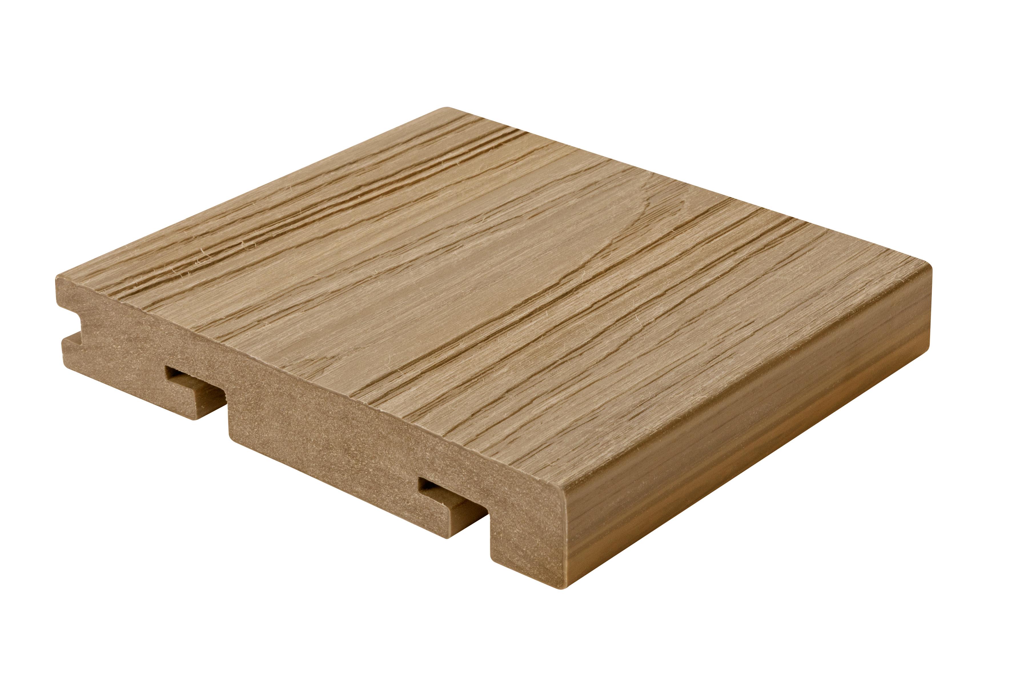 HD Deck Dual Bullnose Natural Oak 22.5xx x 150mm x 3600mm