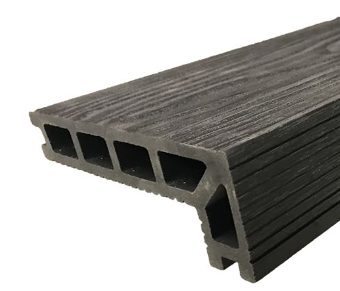 Composite Decking Step Edging Board 3.6m