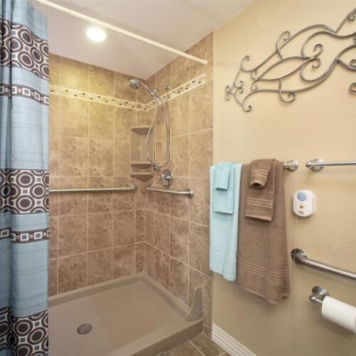 Parsons Presbyterian Manor Assisted Living Bathroom