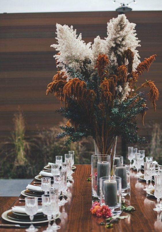 © photo: Amber Gress / Design d'événement et fleurs: Starling on Bond / Locations: Broadway Party Rentals