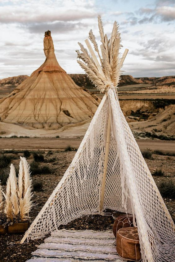 @ photo et tipi: Wallknot