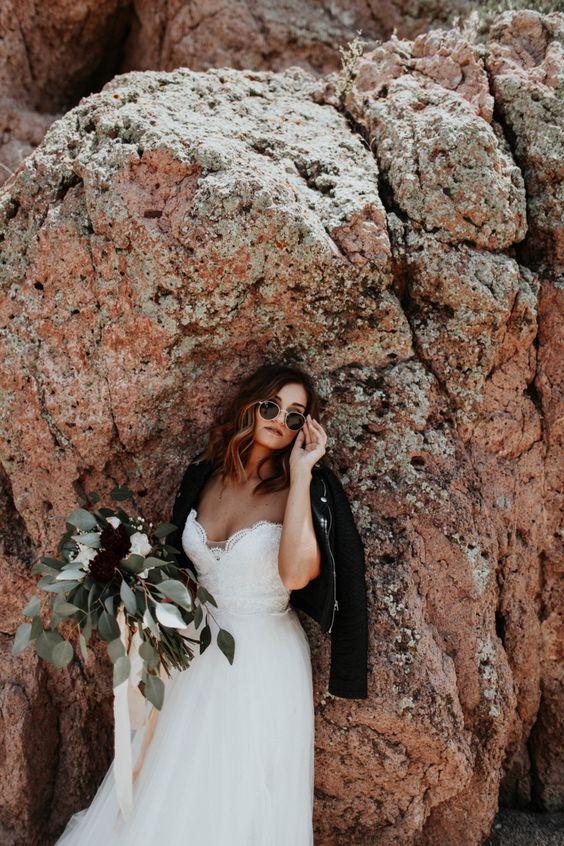Mariage Rock & Roll Foudamou planificatrice de mariage Montréal