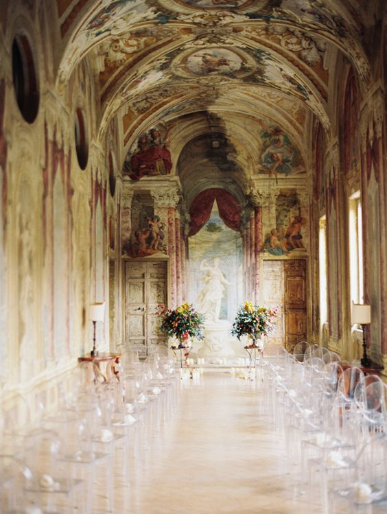 © photo: Erich McVey / Fleurs: Noosheen / Lieu: Park Hotel Villa Grazioli