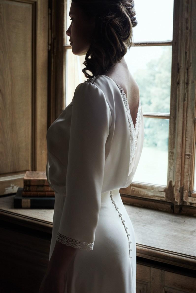 © photo: Gaston Lafond / Robe: Mathilde Marie