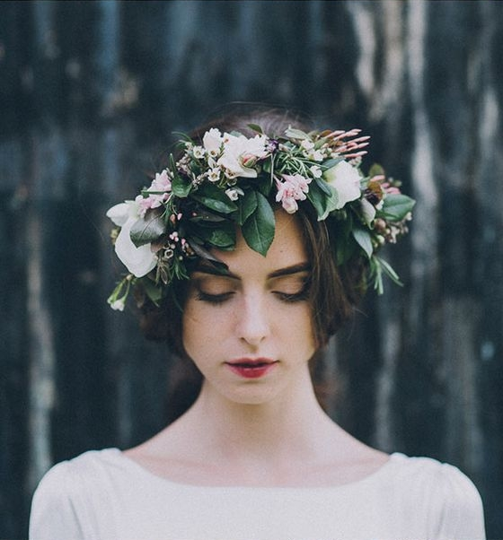 ©photo: Matt Horanphotography / Fleurs: Number 27 Floral Design / Coiffure: Elle Dabell / Maquillage: Joella Senior
