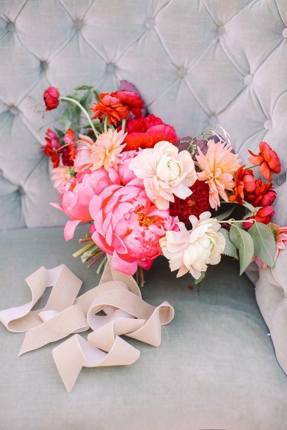 ©photo: Kay English / Bouquet: ReverieMade