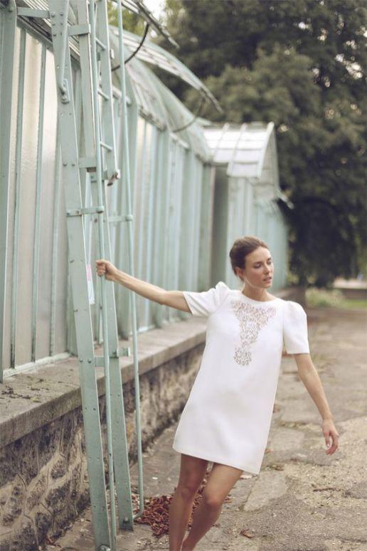© photo: Alice Lemarin / Robe: Élodie Michaud