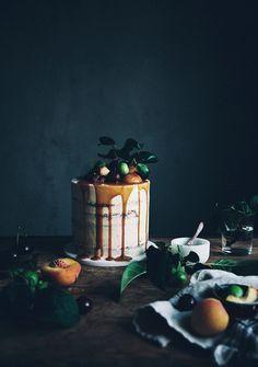 © photo et gâteau : Call Me Cupcake