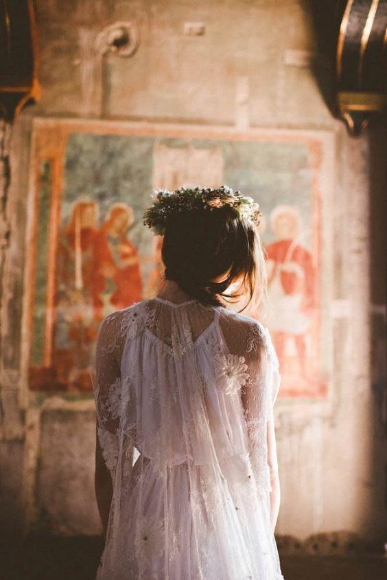 © photo: Serena Cevenini / Robe: Odylyne the Ceremony