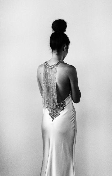 © photo: Adonye Jaja / robe: Johanna Johnson