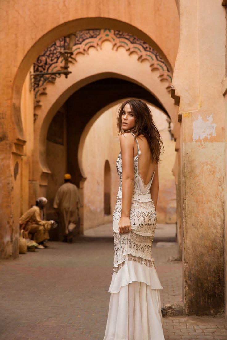 © photo: Jennifer Stenglein / robe: Roberto Cavalli