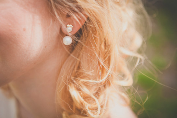 Boucles d'oreilles Castiglione © photo: Lalor Photographie
