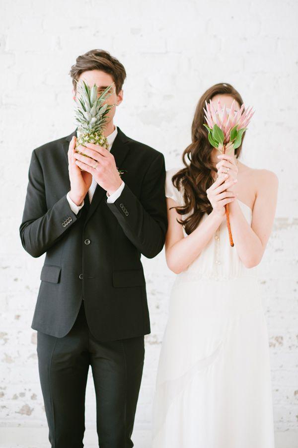 © photo: Blush Wedding Photography / Stylisme: Delovely Creative