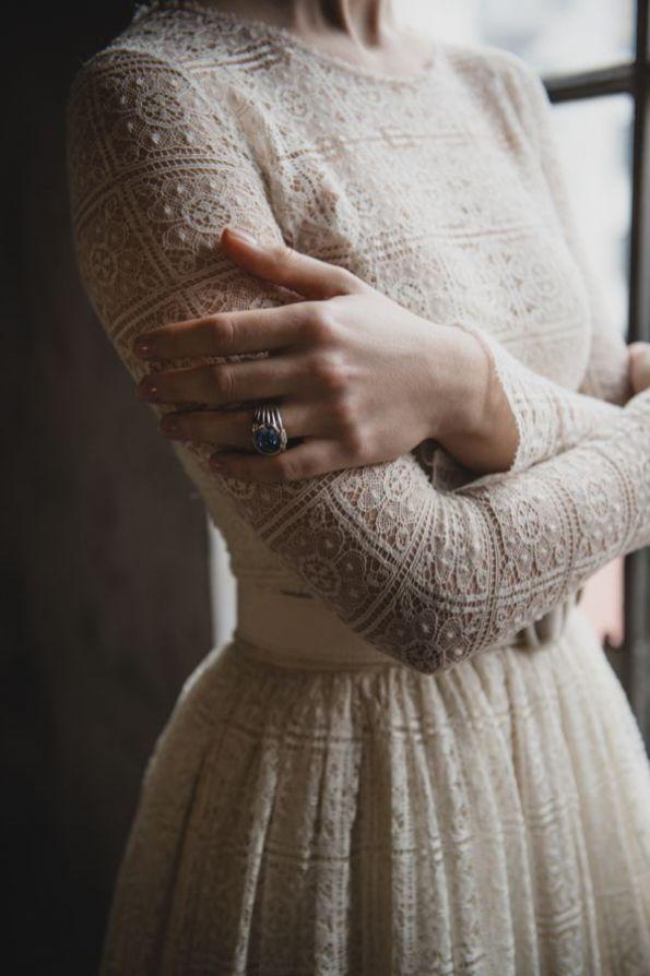 Robe: Luisa Beccaria / Photo: Elizabeta Marzetti