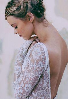 Robe: One Day Bridal / Photo: Erin and Tara