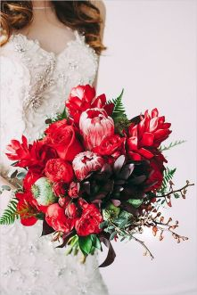 © photo: Mackenzie Jean Photography / Fleurs: Natural Touch Florals
