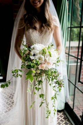 © photo: Brookelyn Photography - The Wedding Artists Collective / Fleurs: Sprout Home