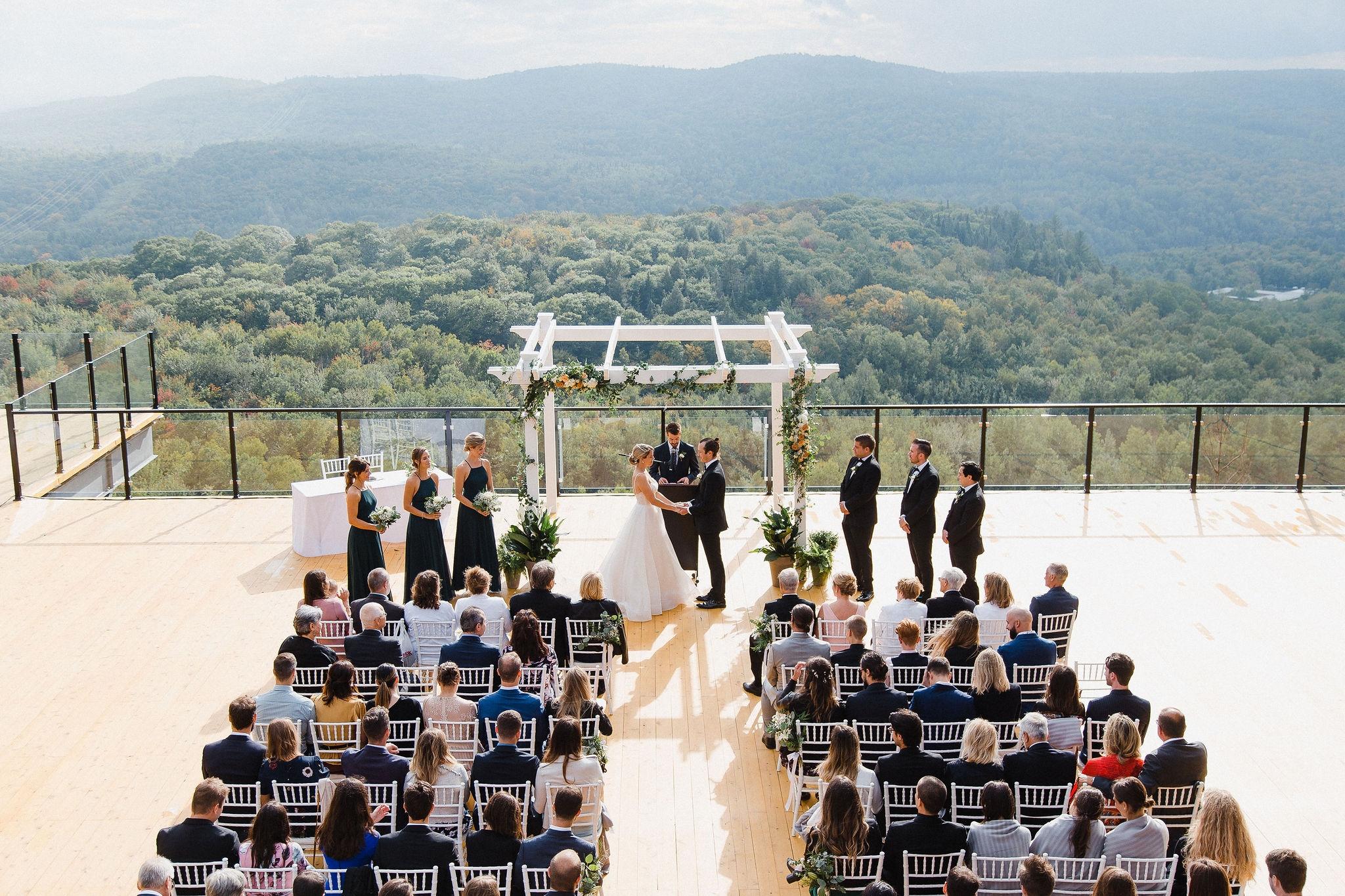 Cérémonie de mariage Montagne Coupée_BlogueFoudamour_SoniaBourdon