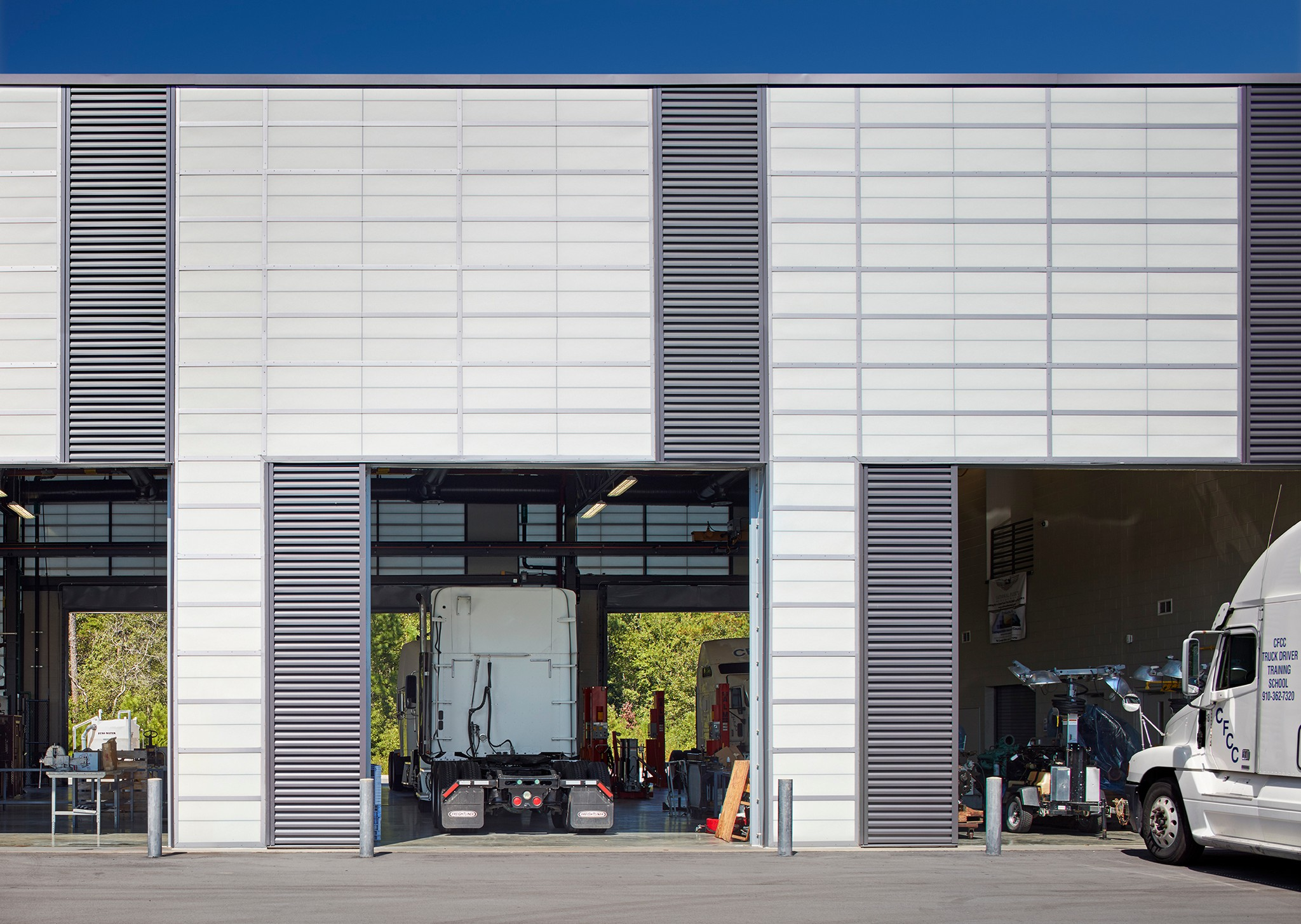 CFCC HEATT Building
