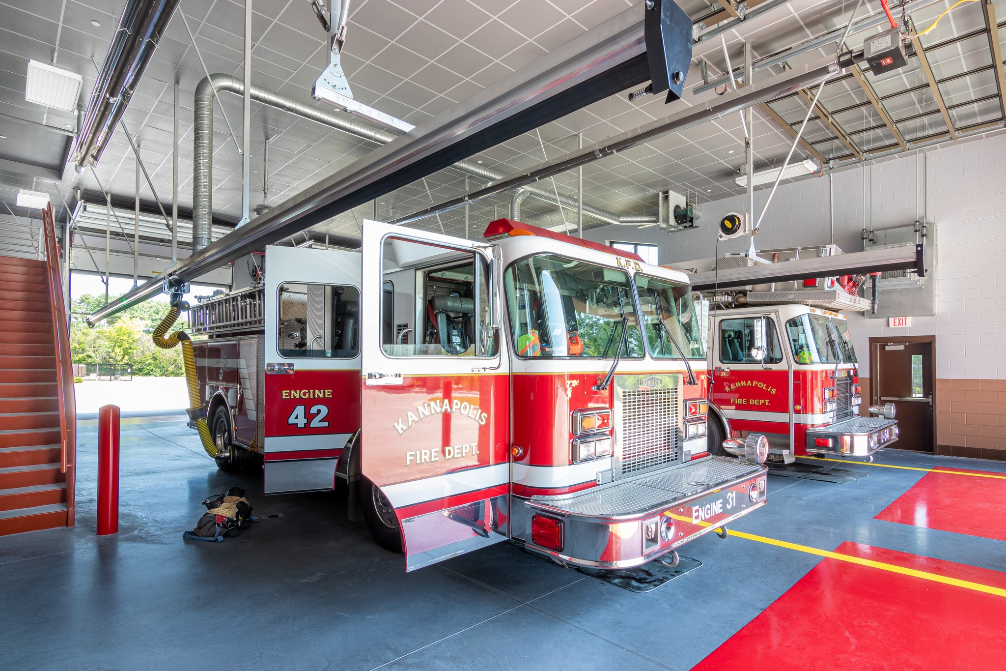 Kannapolis Fire Stations 2 & 3