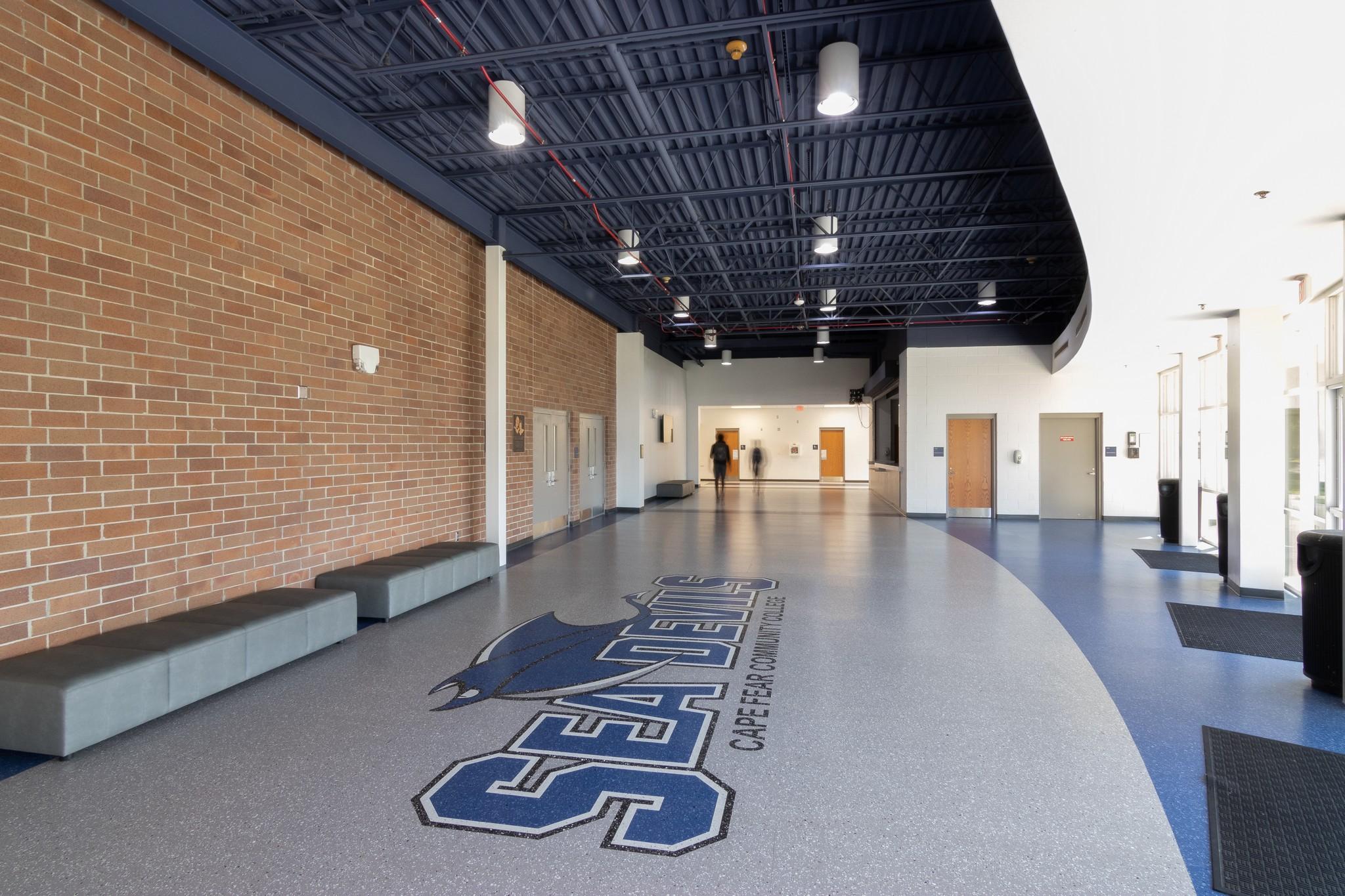 CFCC Schwartz Center Renovation