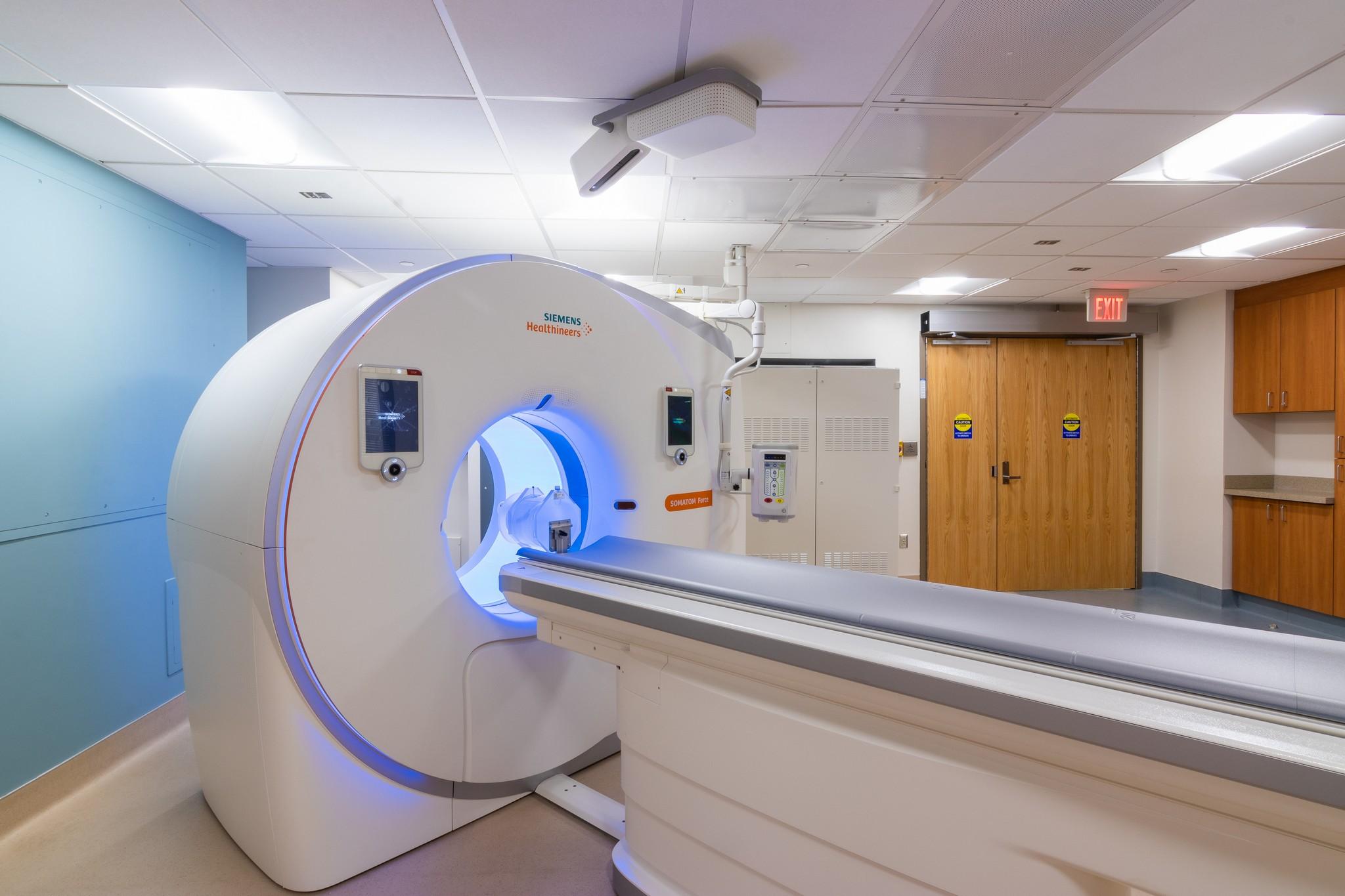 UNC Hospitals CT3