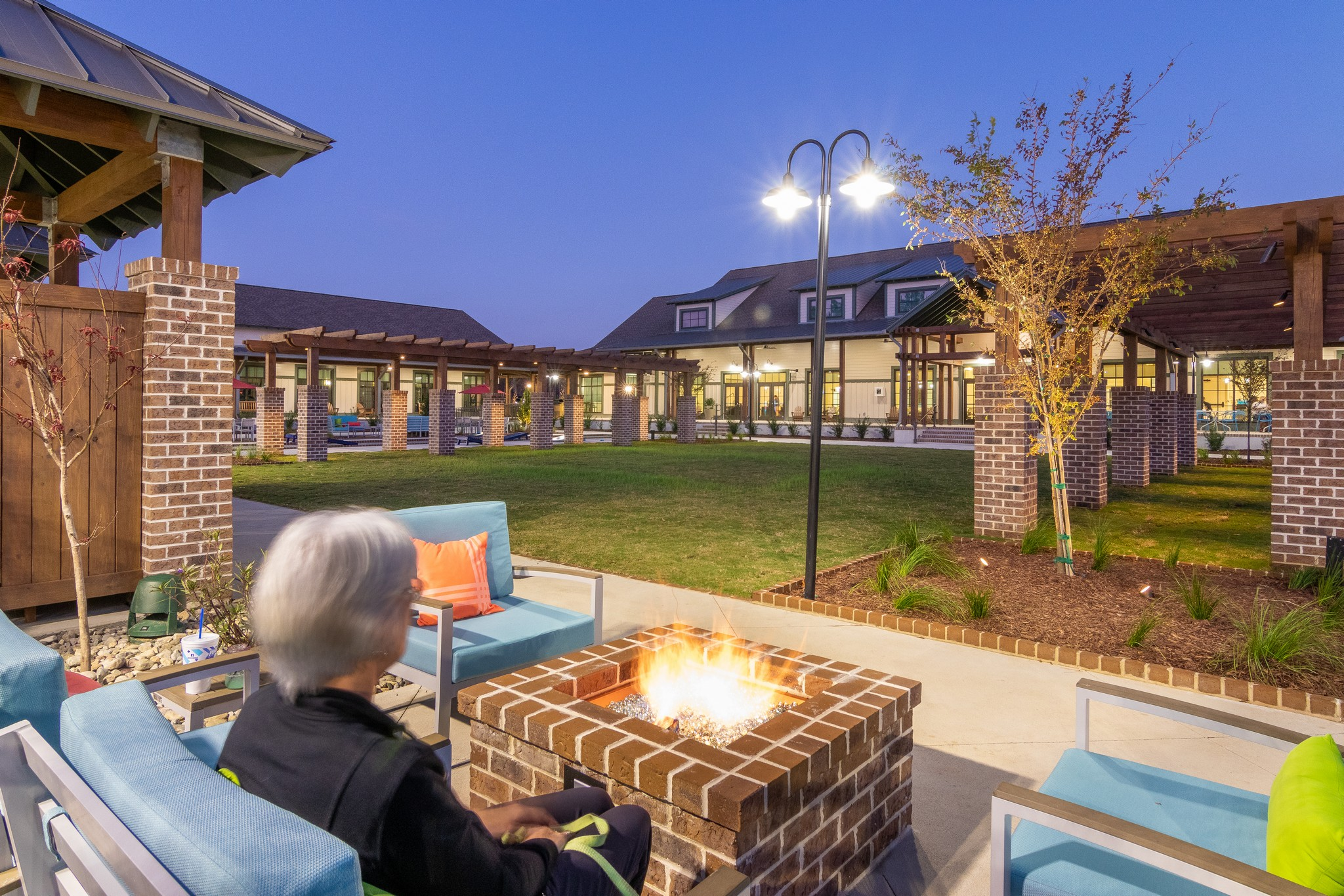 Carolina Pines RV Resort Park and Amenity Center