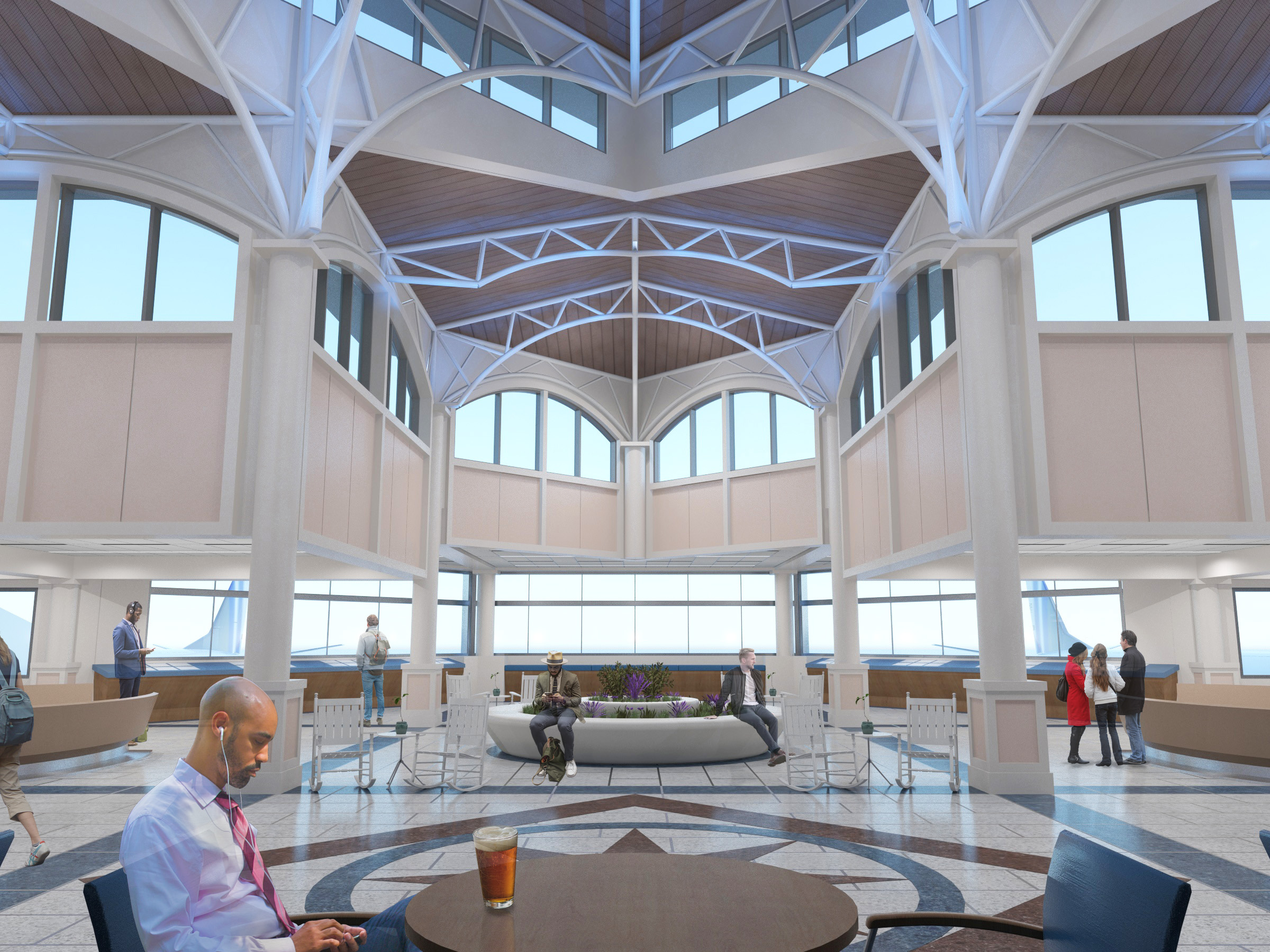 Wilmington International Airport Terminal Renovation
