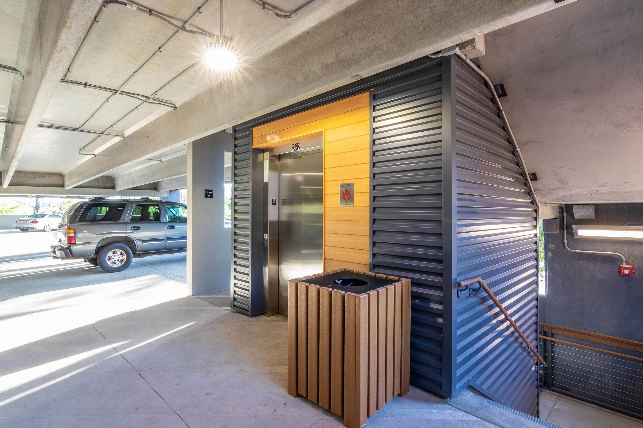 Corporate Parking Deck