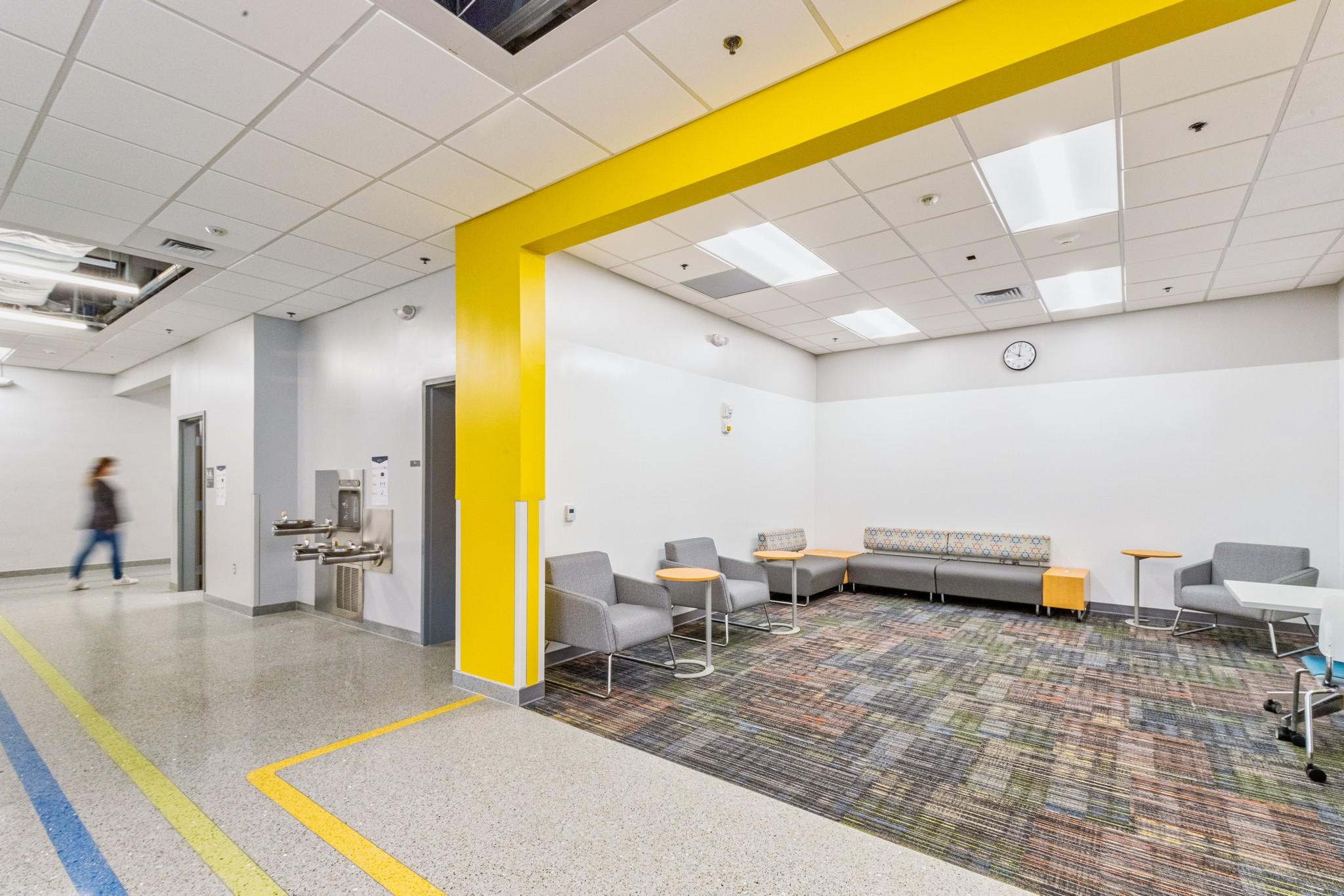 Wake Tech Building R