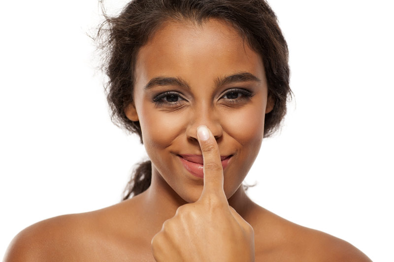4 Nose Flaws That Can Be Corrected Without Surgery