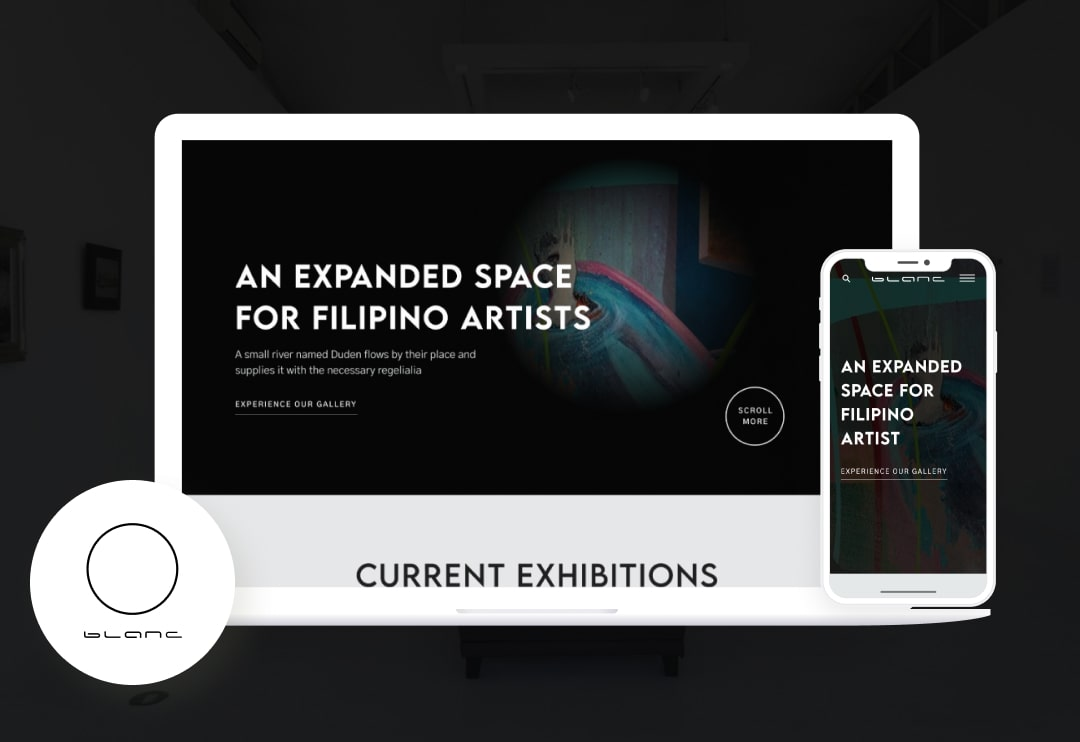 An expanded space that lets Filipino artists to experiment and develop their practice And to feature their artworks.