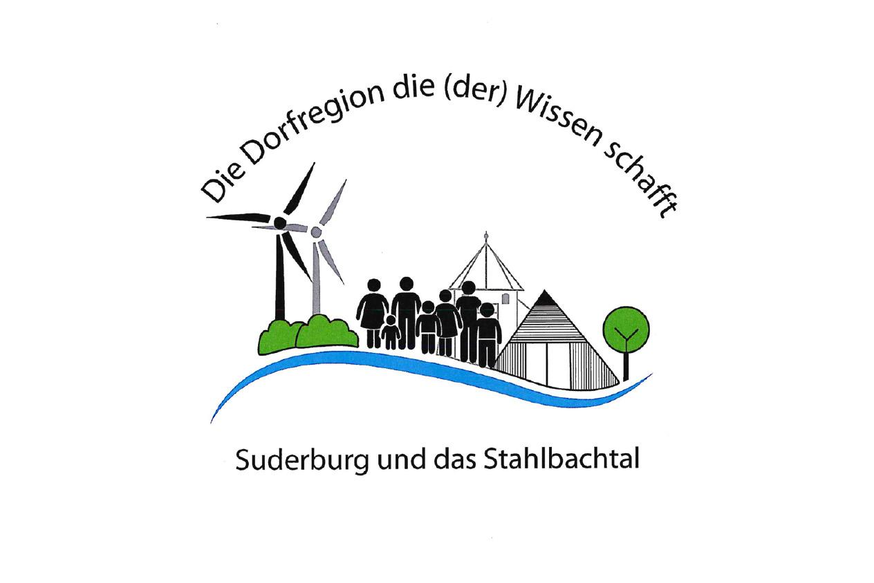 Logo Dorfregion Suderburg - Stahlbachtal