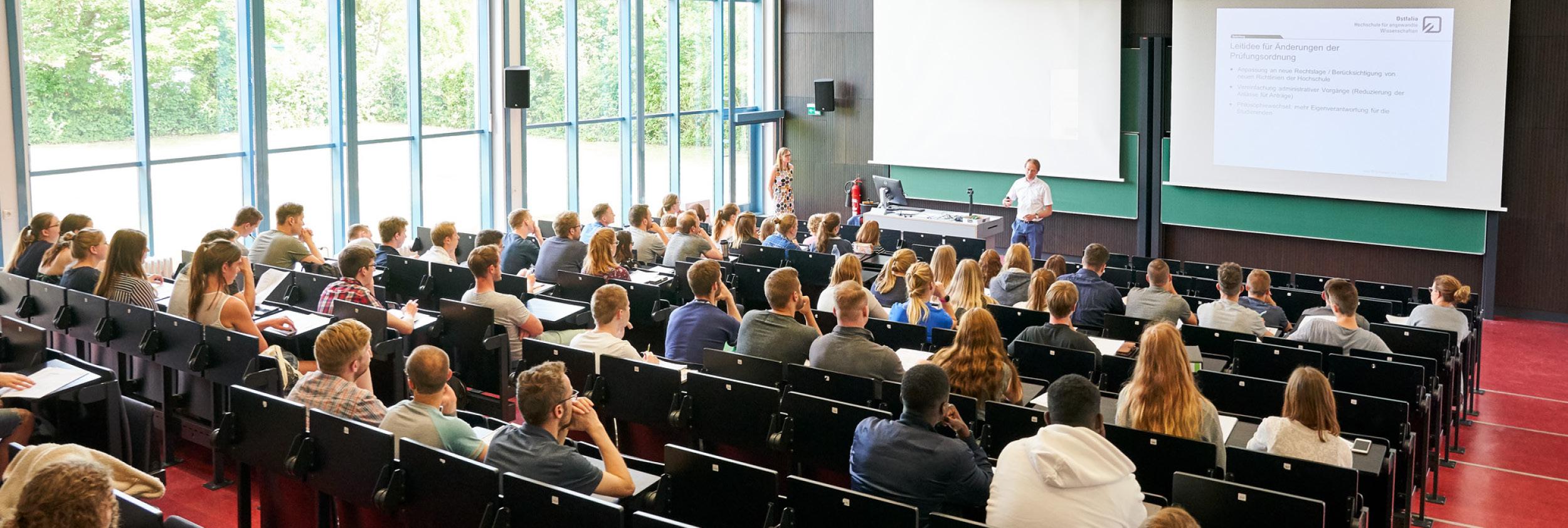 Ostfalia Hochschule für angewandte Wissenschaften Campus Suderburg