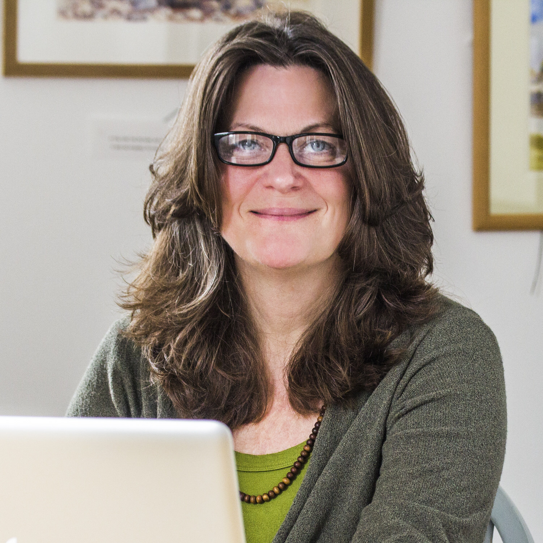 Picture of web designer Emma George,