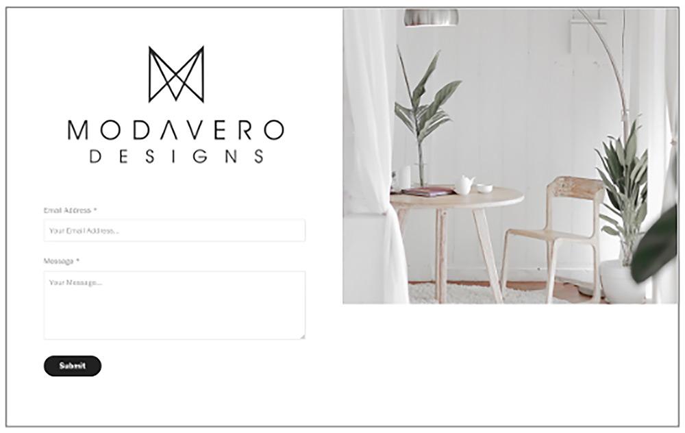 Website Before Transformation