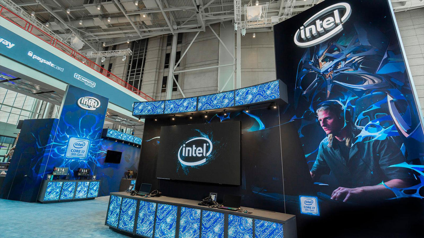 Knowing the specifics to Esport marketing, we helped Intel's Unleash Your Brilliance Campaign at live events across the world.