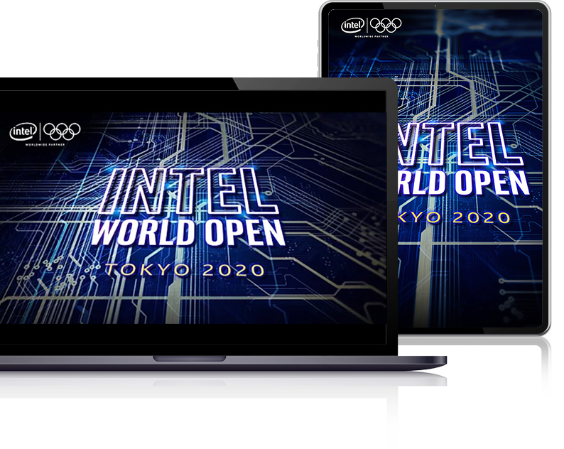 Intel assigned us to utilizing our Esport marketing skills to create all of their Key Visuals for their 2020 World Open.