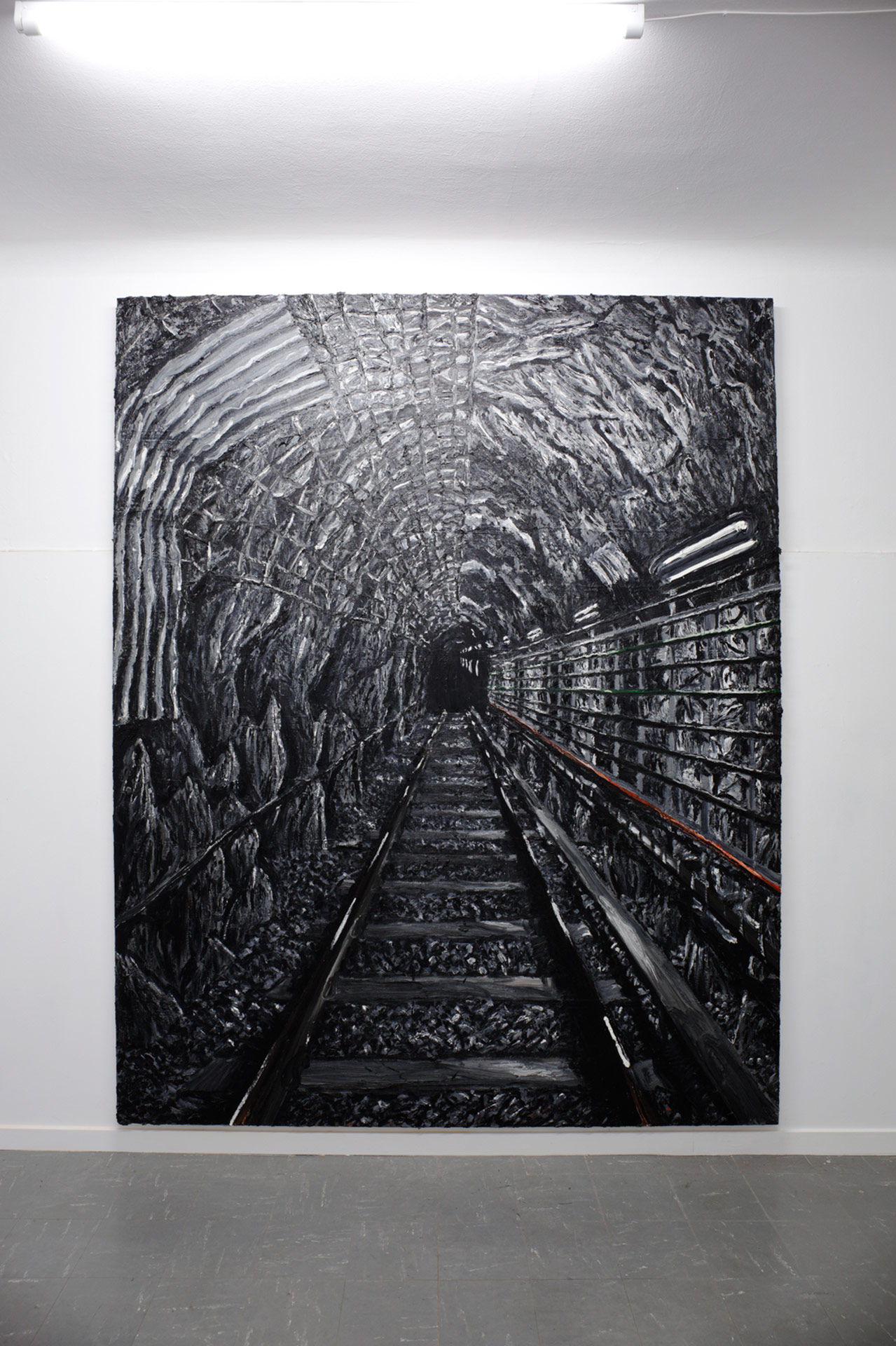 Roger Smeby, Tunnel, 2017