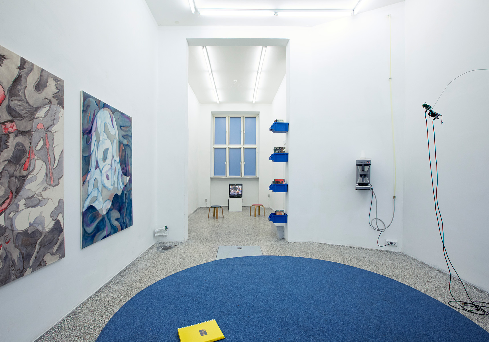 Janey, Installation View