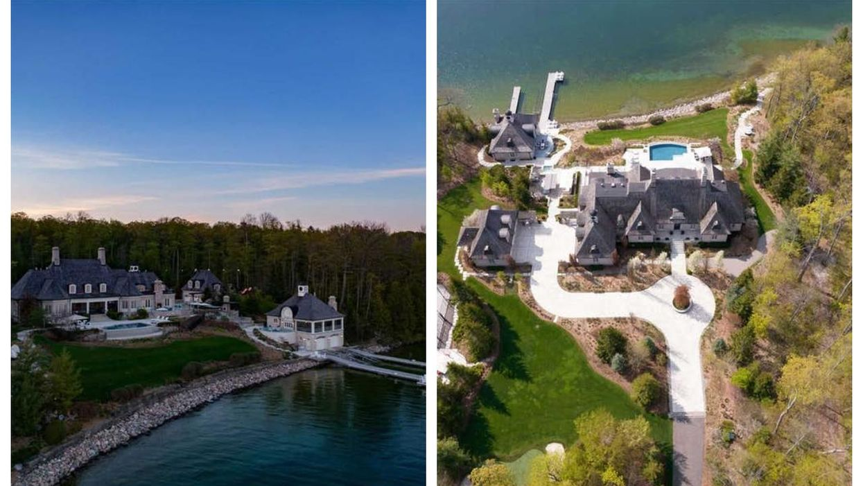 Ontario Mansion For Sale Comes With Two Extra Homes