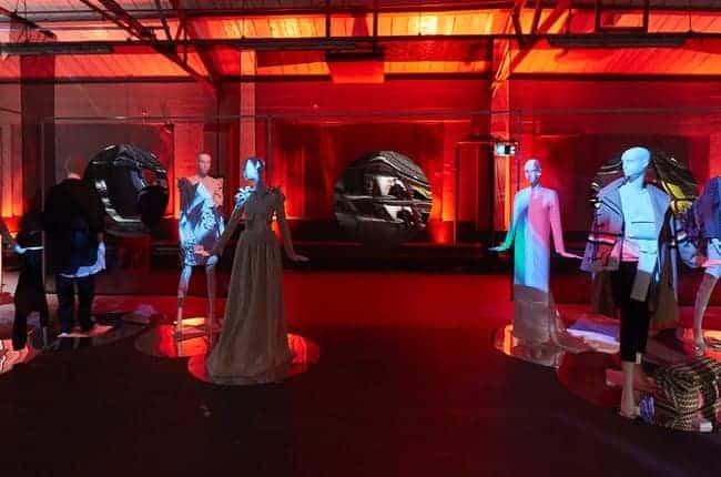 International Fashion Showcase Video