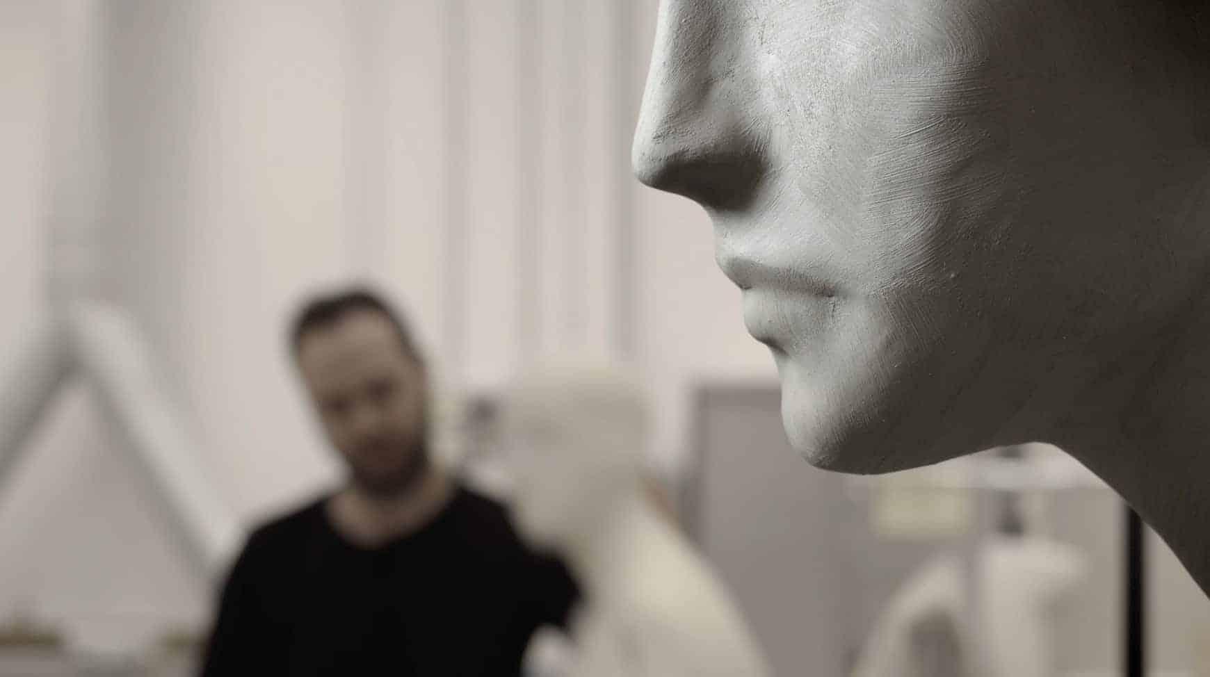 London launch of Noble, the new male Schläppi mannequin from Bonaveri